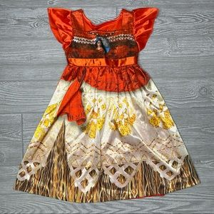 Disney Moana dress 2t